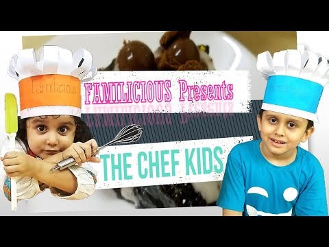 The Chef Kids | talented and funny Pakistani kids fun with cooking | singing and acting talent