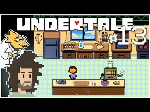 Vegan Cooking Lessons For The Uncultured – Undertale – Part 13