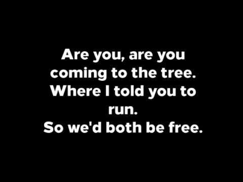 Jennifer Lawrence - Hanging Tree (Lyrics)