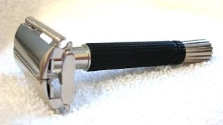 1967 Gillette Supper Speed (Black Handle) Review + Edwin Jagger Sale