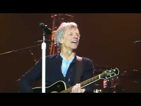 Bon Jovi - Someday I'll Be Saturday Night - Allentown - PPL - 02.05.18 050218