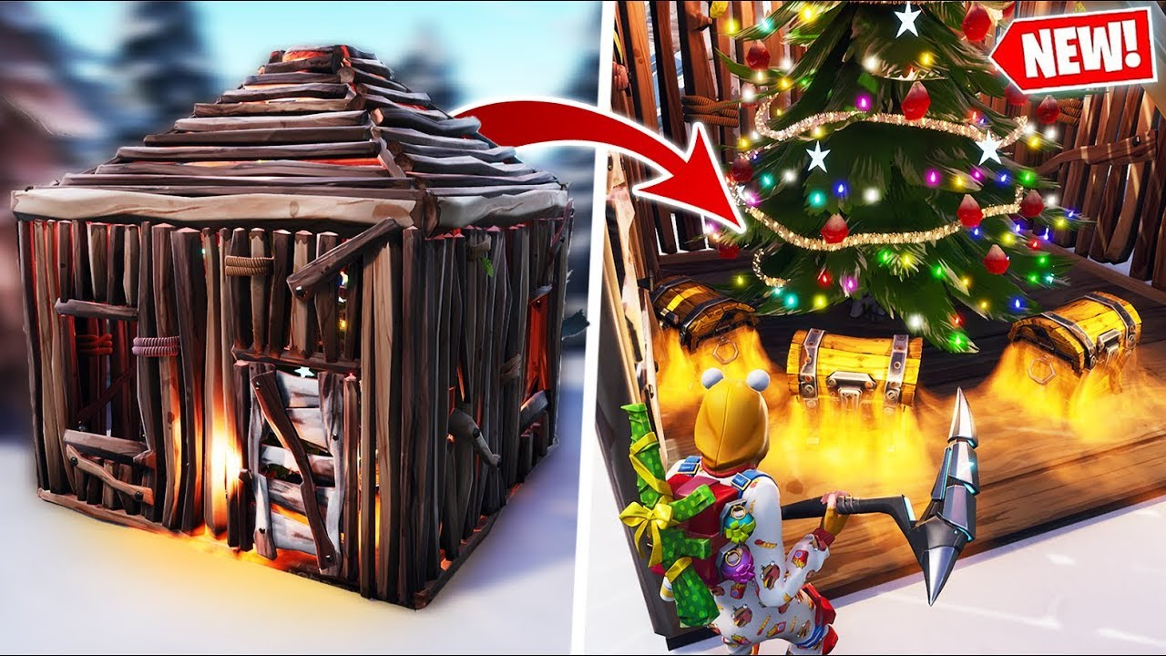 Top 10 New Hidden Chest Locations In Season 7 Fortnite Youtube