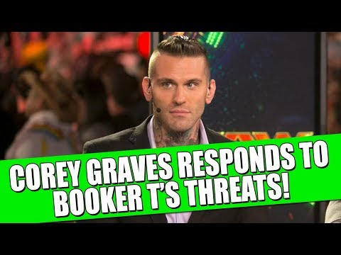 Corey Graves Responds To Booker T's Threats!