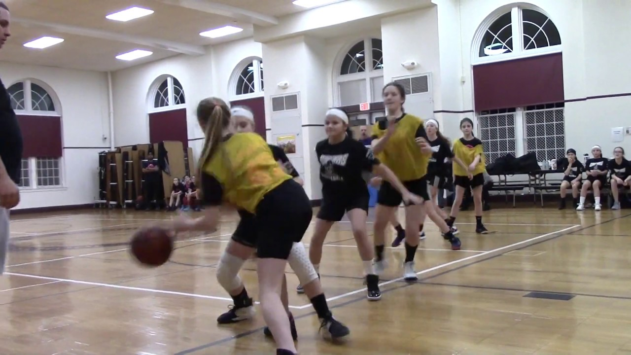 Champlain - Rouses Point 5&6 Girls  1-28-20
