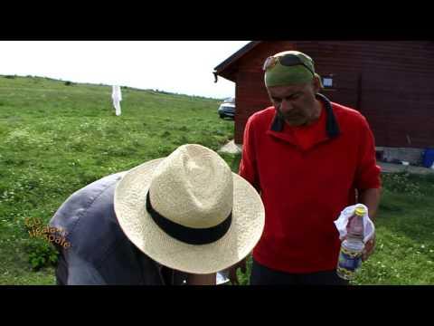 Cu tigaia-n spate - Mâncare specifică stânilor din Transilvania II, sat Barai, jud Cluj