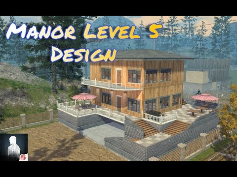 How To Build LifeAfter Manor Level 5 Best Design