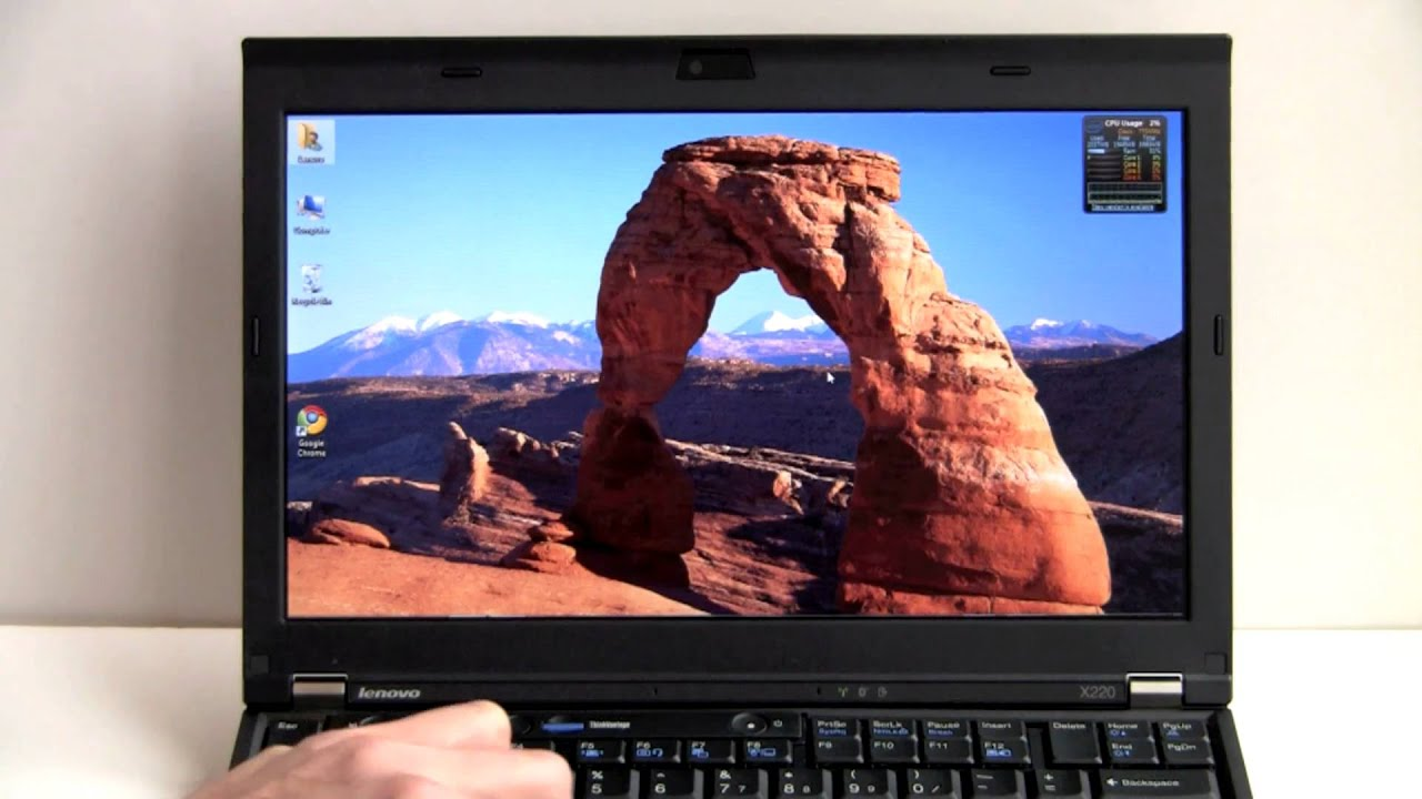 Lenovo ThinkPad X220 Review - Notebook Reviews by MobileTechReview