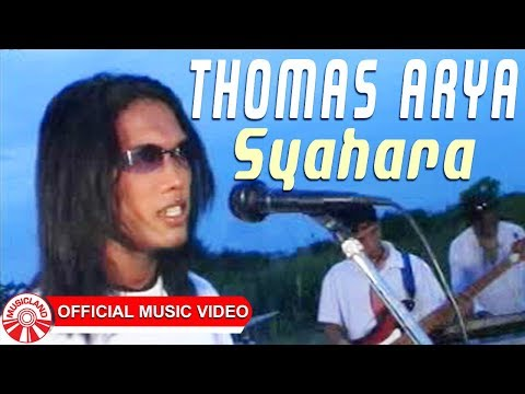 Thomas Arya - Syahara [Official Music Video]