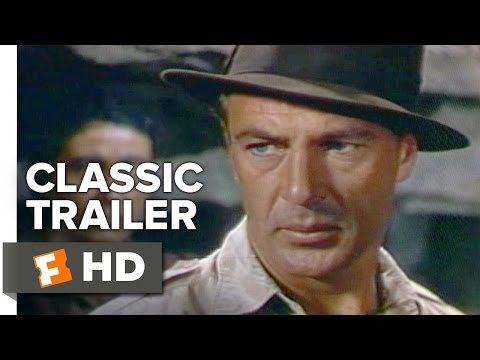 For Whom the Bell Tolls (1943) Official Trailer - Gary Cooper, Ingrid Bergman Movie HD