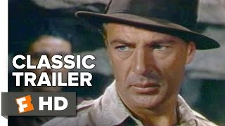 For Whom the Bell Tolls Official Trailer #1 - Gary Cooper Movie (1943) HD