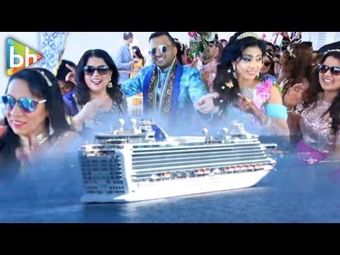 Dil Dhadakne Do Style Wedding: Sana-Adele's BOLLYWOOD HUNGAMA In Europe