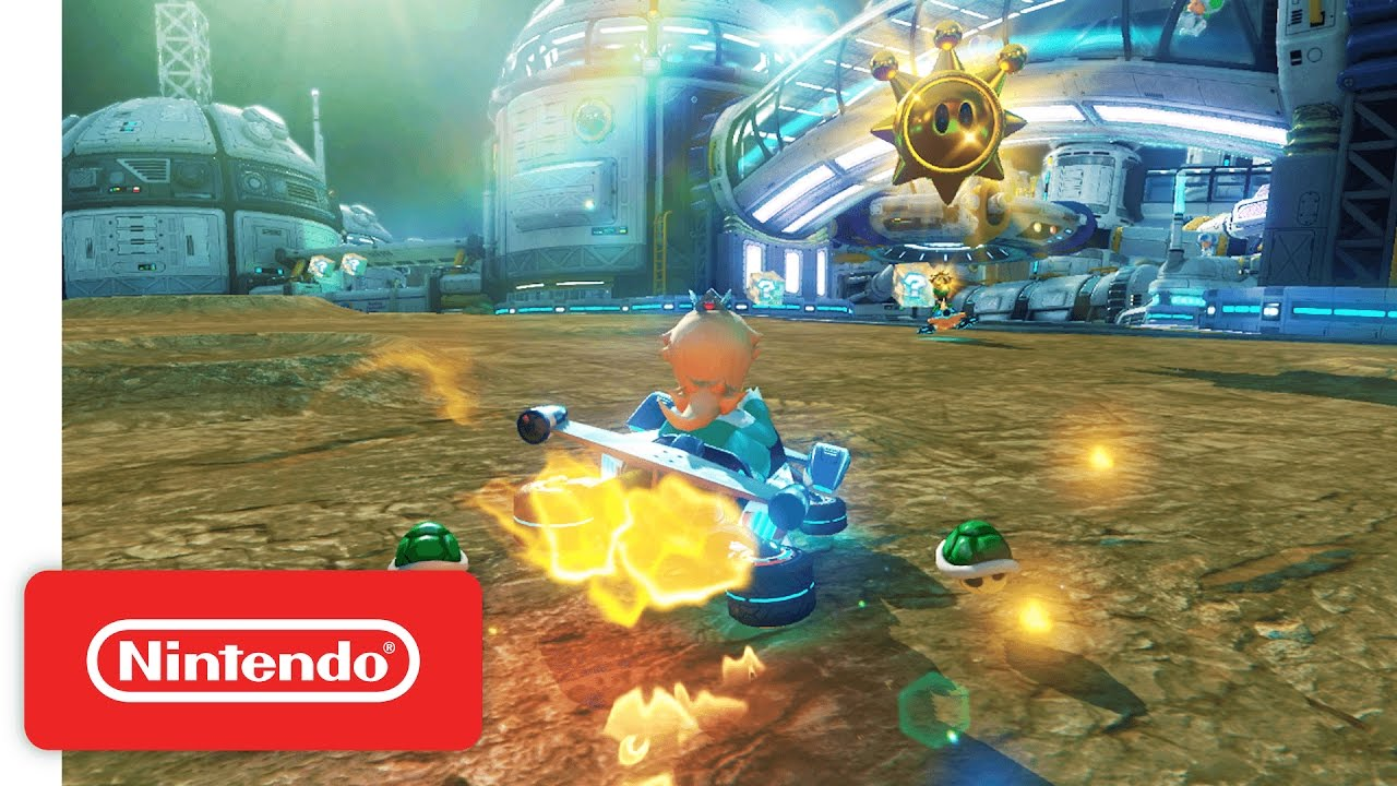 A Mario Kart 8 Deluxe Open And Other Tournaments Brings Life