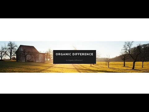 Organic Difference - Full Interview With Kenrick Riley - Unedited