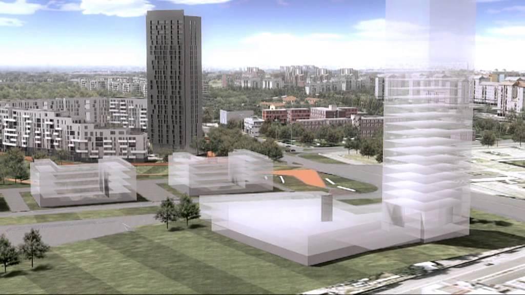 Parco dei fontanili nuova costruzione milano via parri for Via pietro mascagni 8 milano