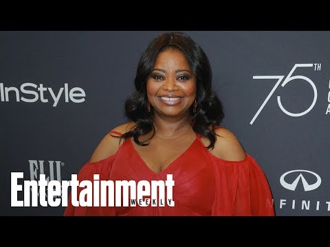 Octavia Spencer To Buy Out Mississippi 'Black Panther' Screening   News Flash   Entertainment Weekly