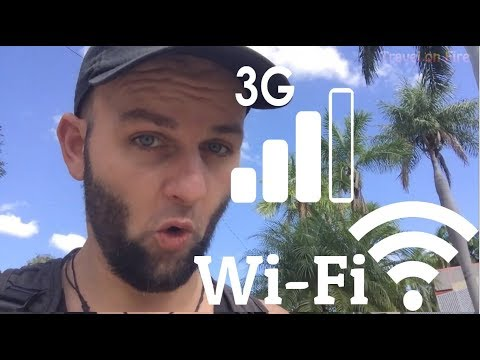 How To Get INTERNET (3G + WiFi) In CUBA [2019]