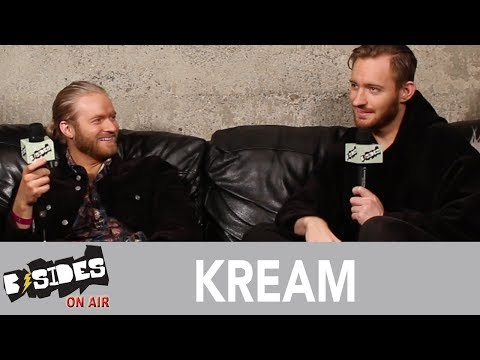 KREAM Talk Formation, Live Show Vibes, Early Jet Skiing Careers