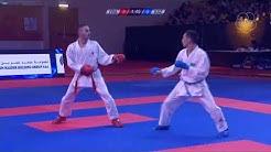 Steven Dacosta vs Didar Amirali - Final Male Kumite -67Kg (Premier League Dubai 2019)