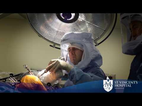 St Vincent's surgical robot