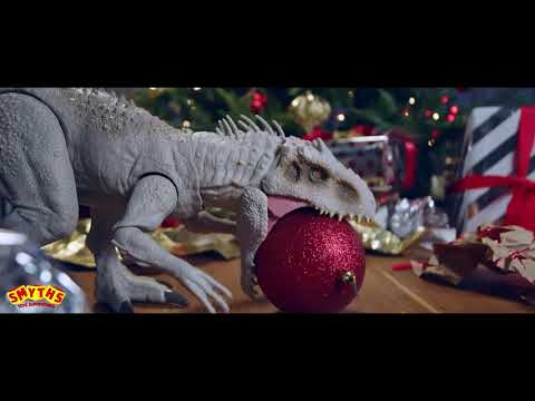 A Jurassic World Christmas @ Smyths Toys