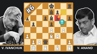 Best Chess Games: Anand