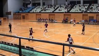 2015年度関東学生ハンドボール秋季リーグ 玉川大学vs東京工業大学 前半