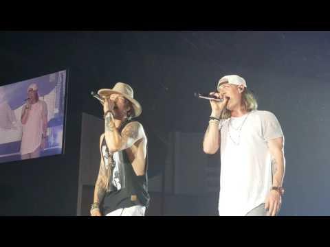 Florida Georgia Line covering Backstreet Boys' Everybody