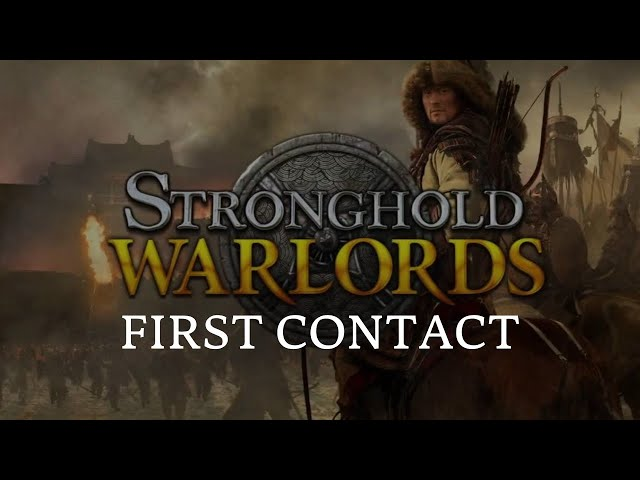[FR] Stronghold Warlords - First Contact - A l'assaut des remparts