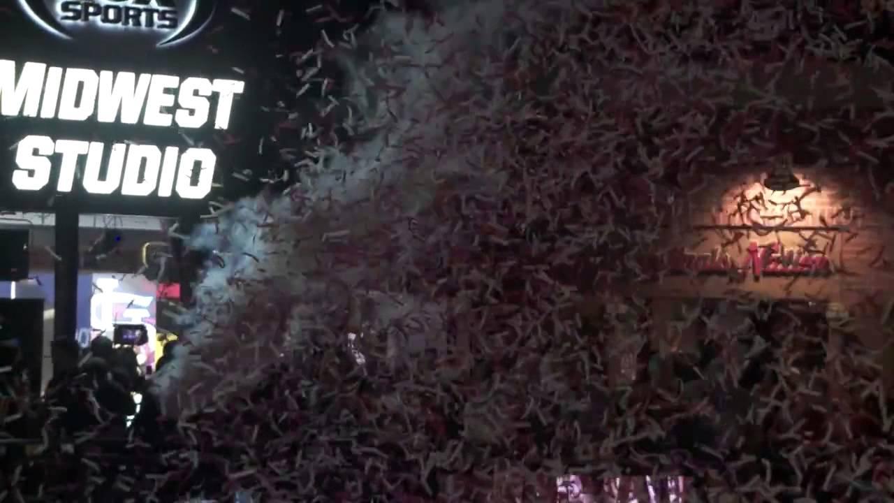 Confetti Cannon Rental St Louis - Gateway Fireworks Displays