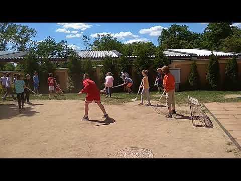 Święto Szkoły - zawody sportowe