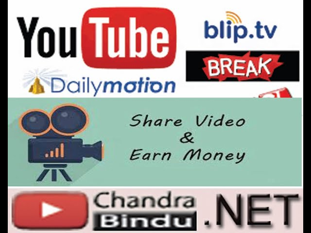 chandrabindu #Video Uplode Share lIKE #EarnMoney #Youtube #Dailymotion #Tiktok #Likee #FacebookVideo