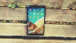 Xiaomi Mi Pad 4 Review after the hype! The best Android tablet ever! The beast for the Gamers