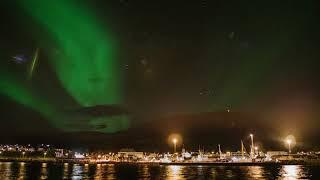 Video Northern lights in Husavik | ICELAND download MP3, 3GP, MP4, WEBM, AVI, FLV Desember 2017