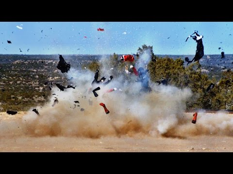 Thumbnail: Exploding Action Figures | Dude Perfect