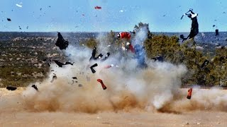 Exploding Action Figures | Dude Perfect thumbnail
