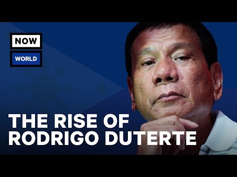 The Rise of the Philippine's Rodrigo Duterte | NowThis World