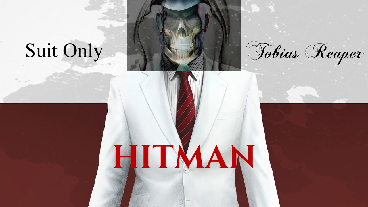 Real Hitman Suit Only