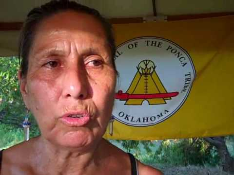THE PONCA TRIBE STRUGGLE IN OKLAHOMA