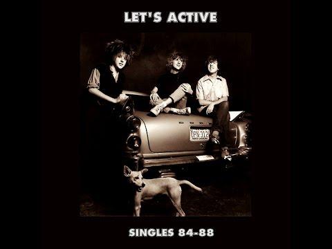 Let's Active - Singles 84-88 (Full Album)