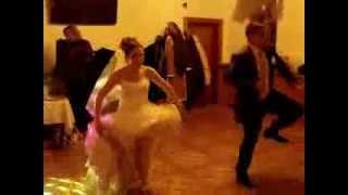 Свадебный танец. Свадьба. Классный, веселый, оригинальный танец молодых Ани и Макима