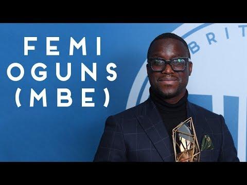 #BIFA2017 Special Jury Prize - Femi Oguns MBE