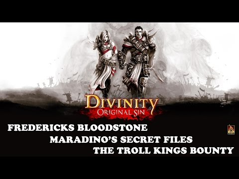 Divinity: Original Sin - Maradino