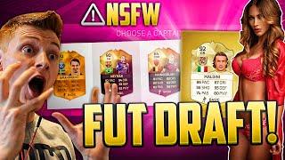 FIFA 16 - THE SEXIEST FUT DRAFT HYBRID EVER!!!