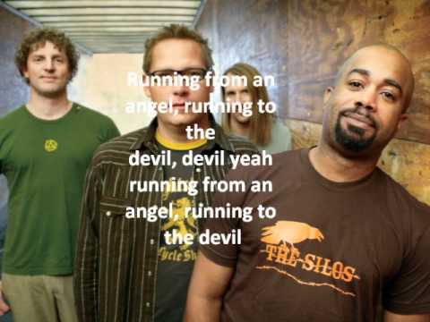 Hootie and The Blowfish - Running From an Angel (Lyrics)