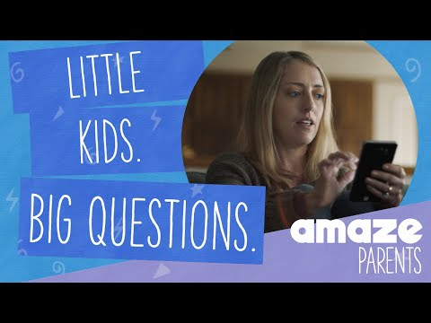 Little Kids, Big Questions (About Tampons).