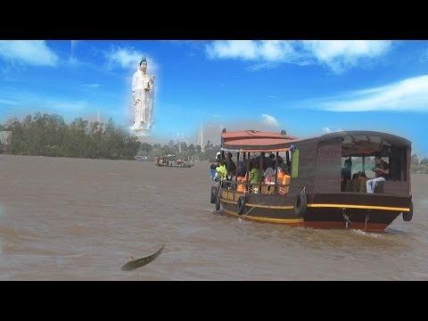 Hành Trình Phóng Sanh Trên Sông Tiền Giang