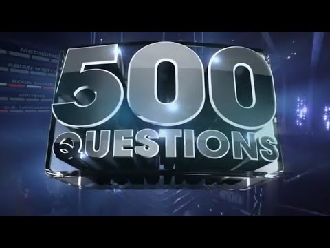 Download 500 Questions - Season 1, Episode 7 (May 28, 2015)