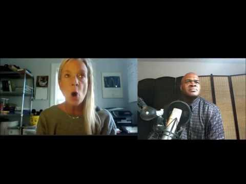 """The Dr. Vibe Show™: Marilyn Barefoot """"The Importance Of Storytelling In Business"""" - May 8, 2017"""