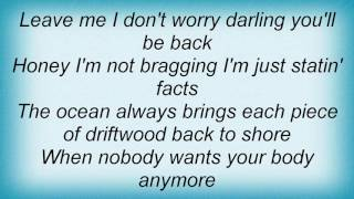 Tom T. Hall - When Nobody Wants Your Body Anymore Lyrics YouTube Videos