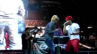j alvarez ft lui g gata oficial mundou reggaeton festival 2011